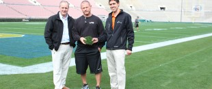 Rose Bowl Selects Mountain View Seeds as Official Seed Supplier